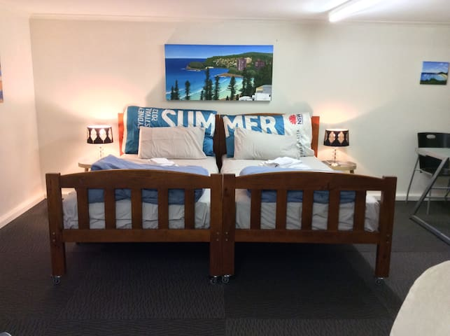 Private room near beaches and city - Balgowlah - Haus