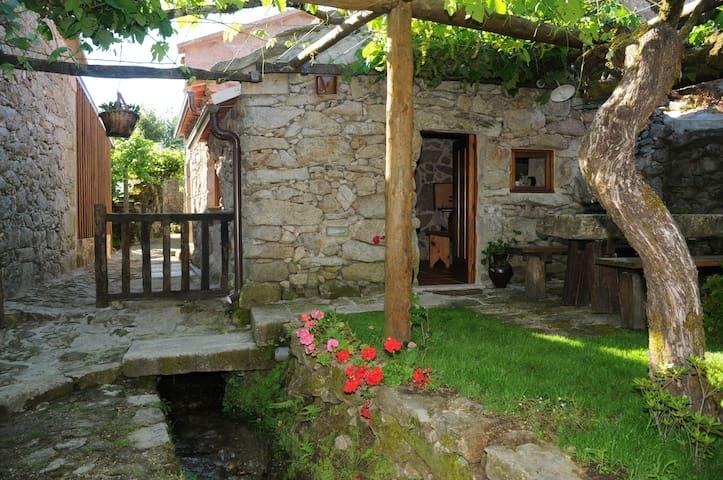 Casas da Levada, Parque Nacional Peneda-Gerês