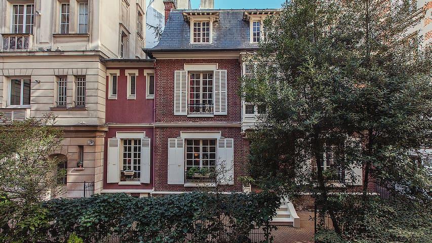 Hotel Particulier Paris/P. Maillot! - Neuilly-sur-Seine - Casa