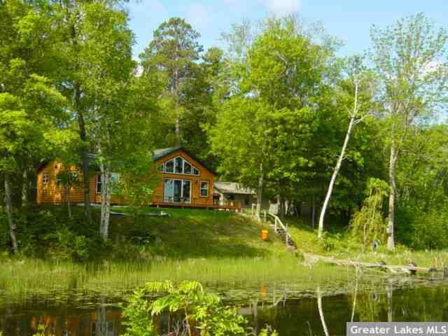 NEW - The Dahle Duck House on Women Lake Chain