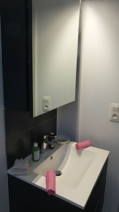 Miroir miroir dit moi que je suis la plus belle :-)  sinon savons etc ...