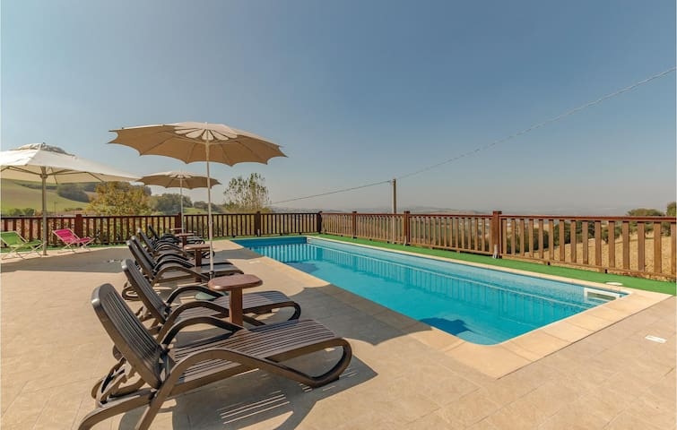 Holiday cottage with 3 bedrooms on 120m² in Montegranaro -FM-