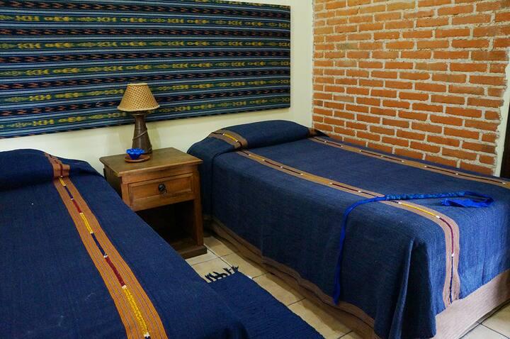 Hotel Las Marías - Comfortable Double Room #3