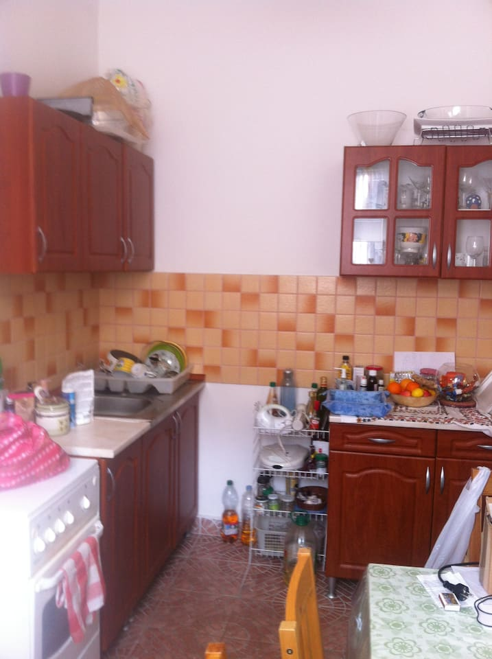 the kitchen:)