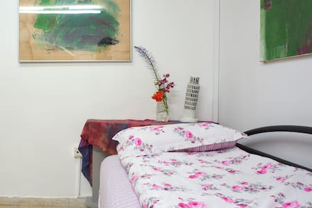 Bed in 5-Bed Mixed Dormitory Room05 - Gedera