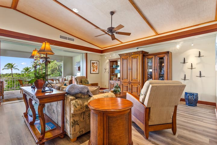 Luxe Home in Mauna Lani, Sunset View, Best Locale