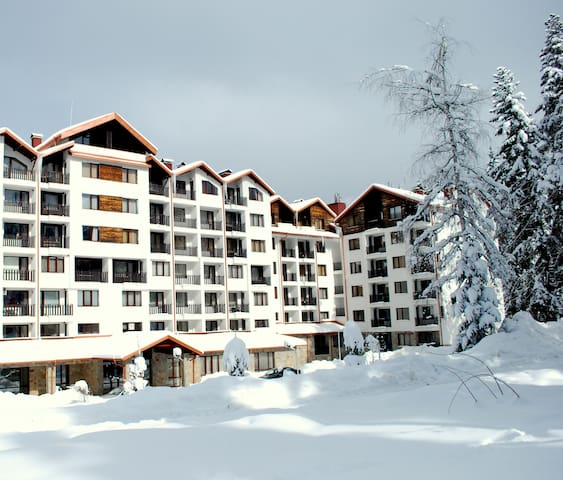 One bed C8 in Borovets Gardens complex - Borovets - Apartment