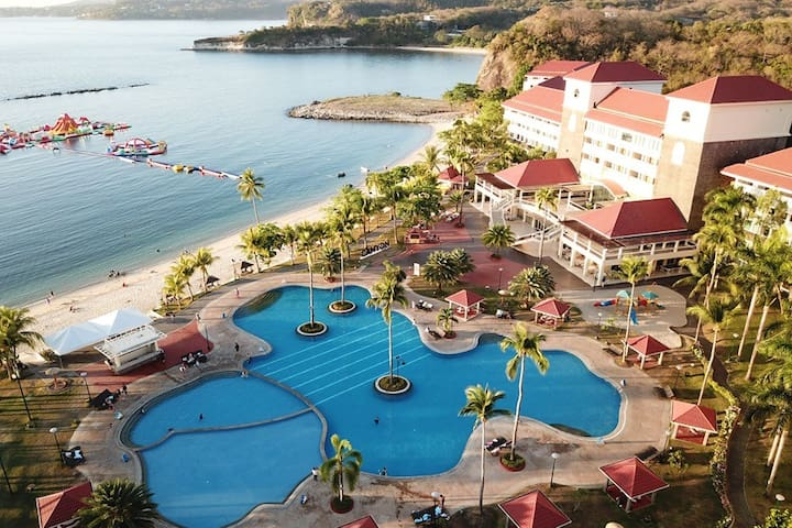 Canyon Cove A17-103 Beachfront G/F 1BR for Rent