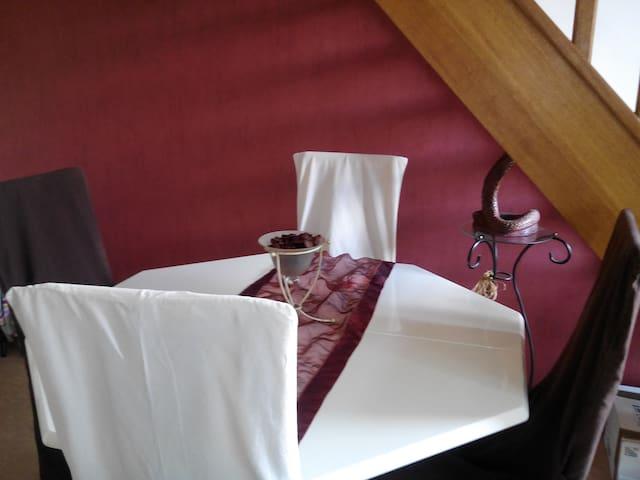 Loue chambre pour le mén square - Arras - House