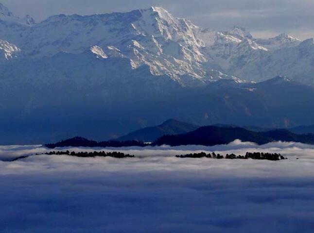 Binsar Eco camp, paradise on earth - Dhaulchhina - Other