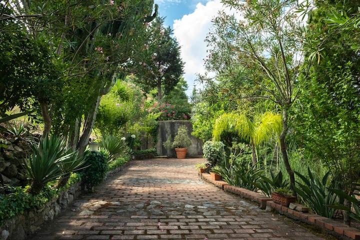 Casa dei Mori: in campagna tra S.Teresa e Taormina