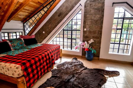 njiwa guest house - Nairobi - Apartamento