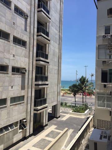 Loft em Ipanema com vista para praia - Rio de Janeiro - Appartement