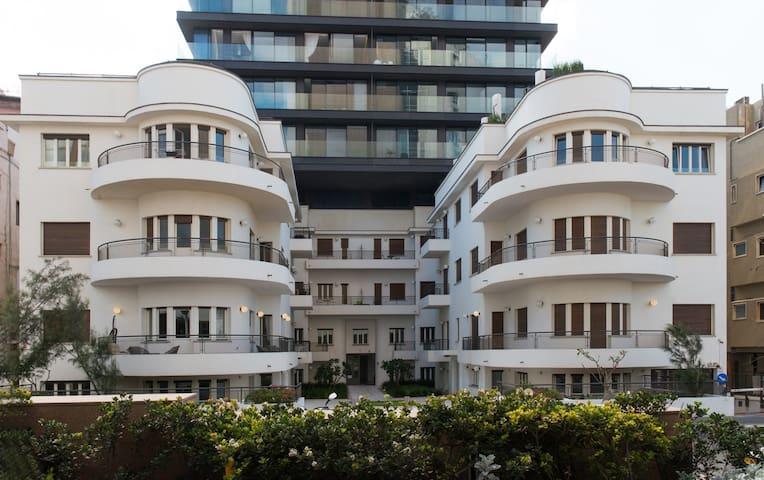 Hayarkon 96 Bauhaus, Suite 13! - Tel Aviv-Yafo - Apartment
