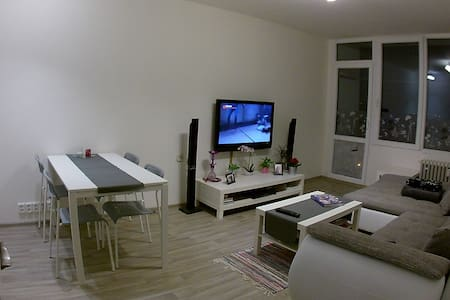 Moderní byt s úžasným výhledem, blízko do centra - Ústí nad Labem - Daire
