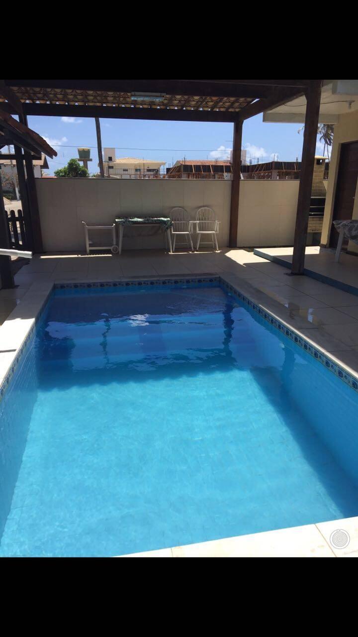 Porto de galinhas casa 4 quartos -2 suítes piscina