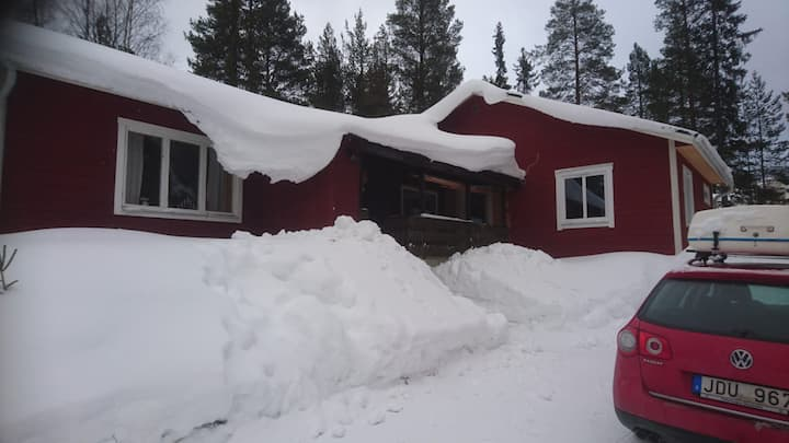 Amazing cottage for 8 persons. A must see!