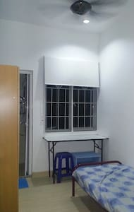 Single Ensuite Fan @Sunway - Bed & Breakfast