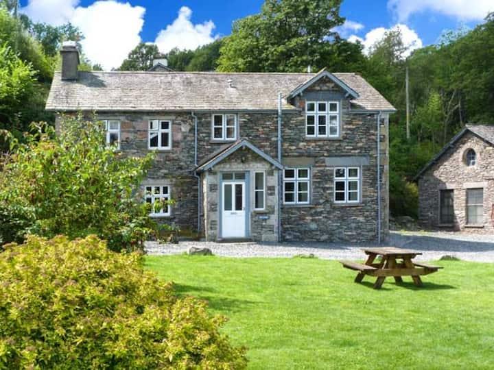 Mill Cottage, Cunsey, Graythwaite