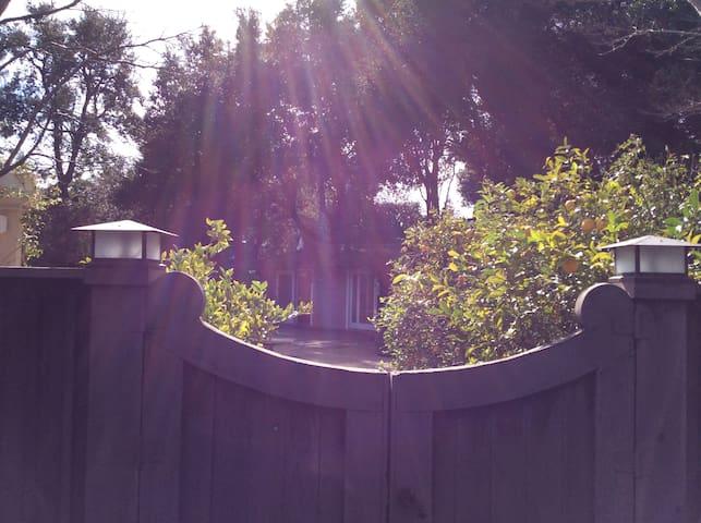 Guesthouse near Stanford, Palo Alto, Menlo Park - Menlo Park