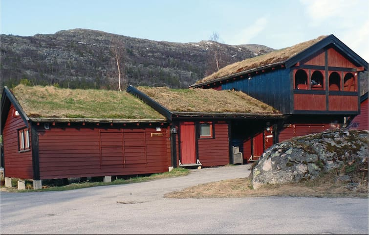 Semi-Detached with 3 bedrooms on 70 m² in Hovden