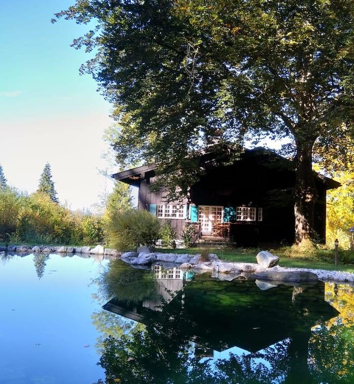 Chalet am kleinen  See
