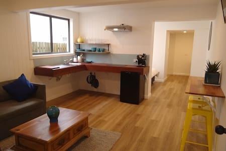 New Inner City Private Studio.