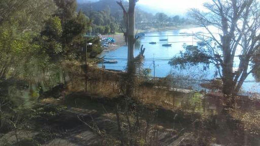 Casa con vista al lago,Rústica, Sencilla Economica - Valle de Bravo - Maison de vacances