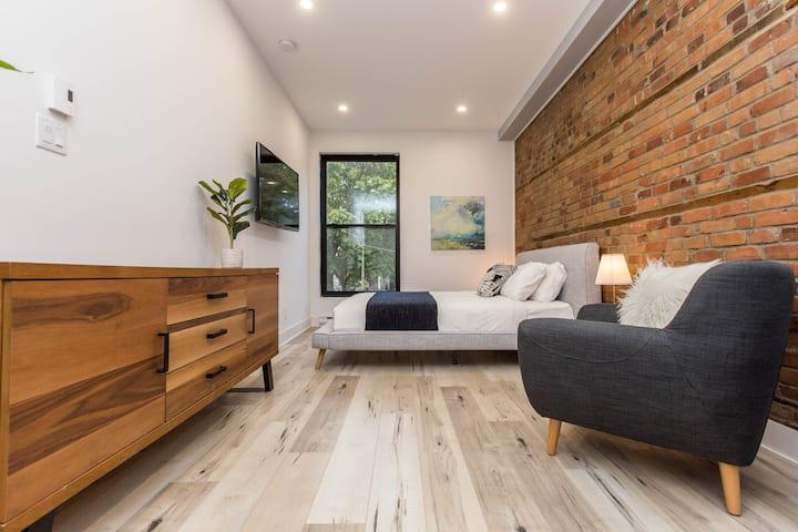 Chic Modern Lofts du Parc Lahaie Mile End - 202