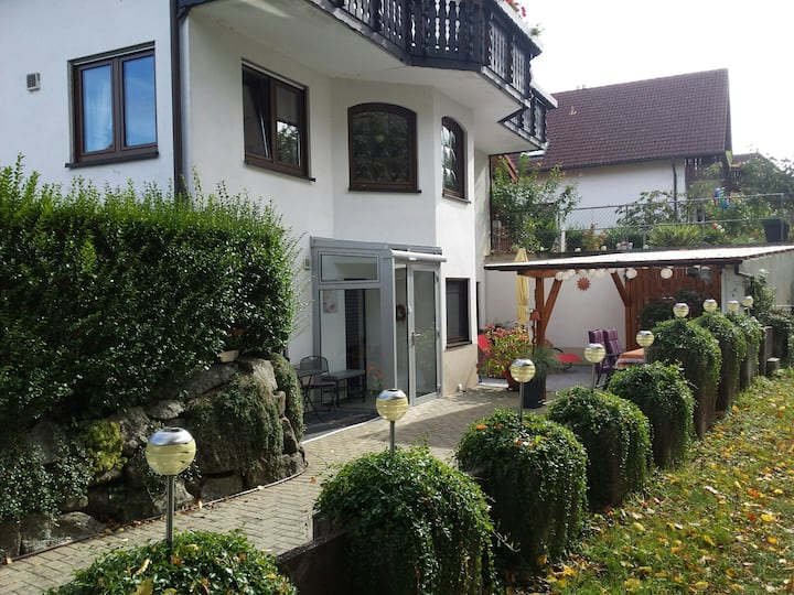 Ferienwohnung KIRUGA Kippenheim