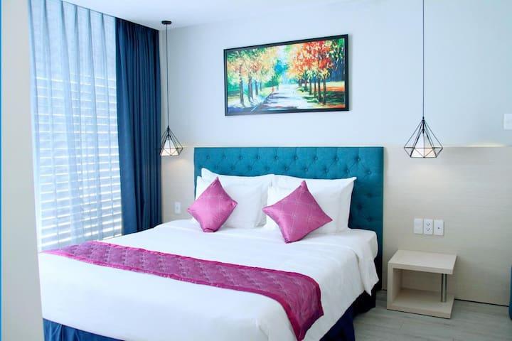 Phòng ngủ 1 trên tầng 2