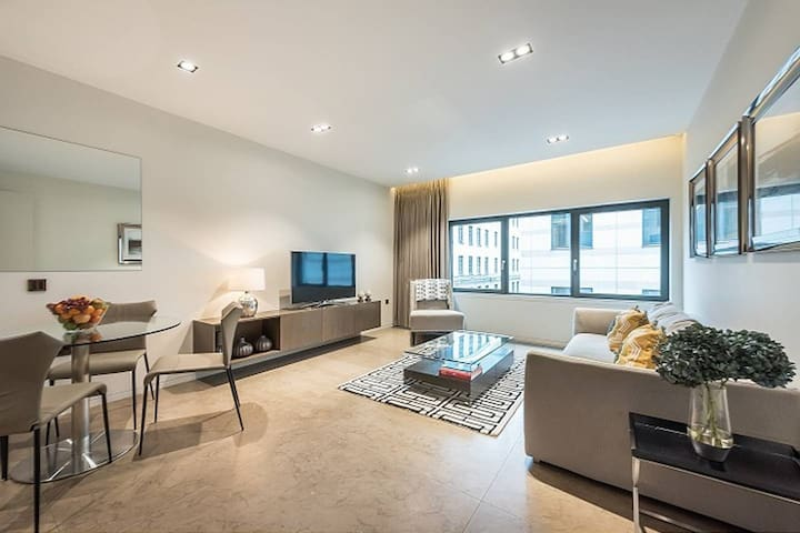 Bright Central Piccadilly Apartment