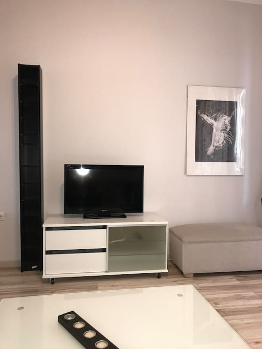 Living room - TV