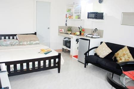Fully-furnished with own entrance - Quezon City - Wohnung