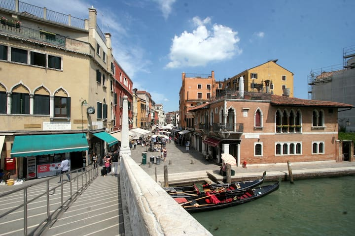 Art Dreams B&B in the heart of Cannaregio-Rialto