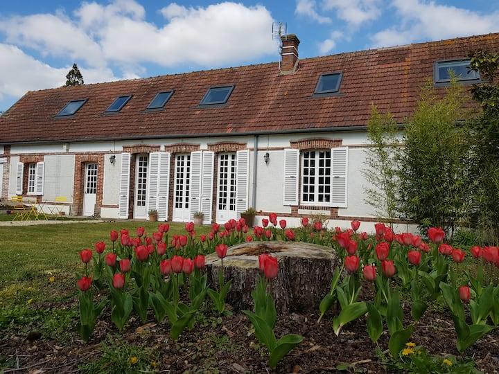 L'havre de Saint Germain - la chambre familiale