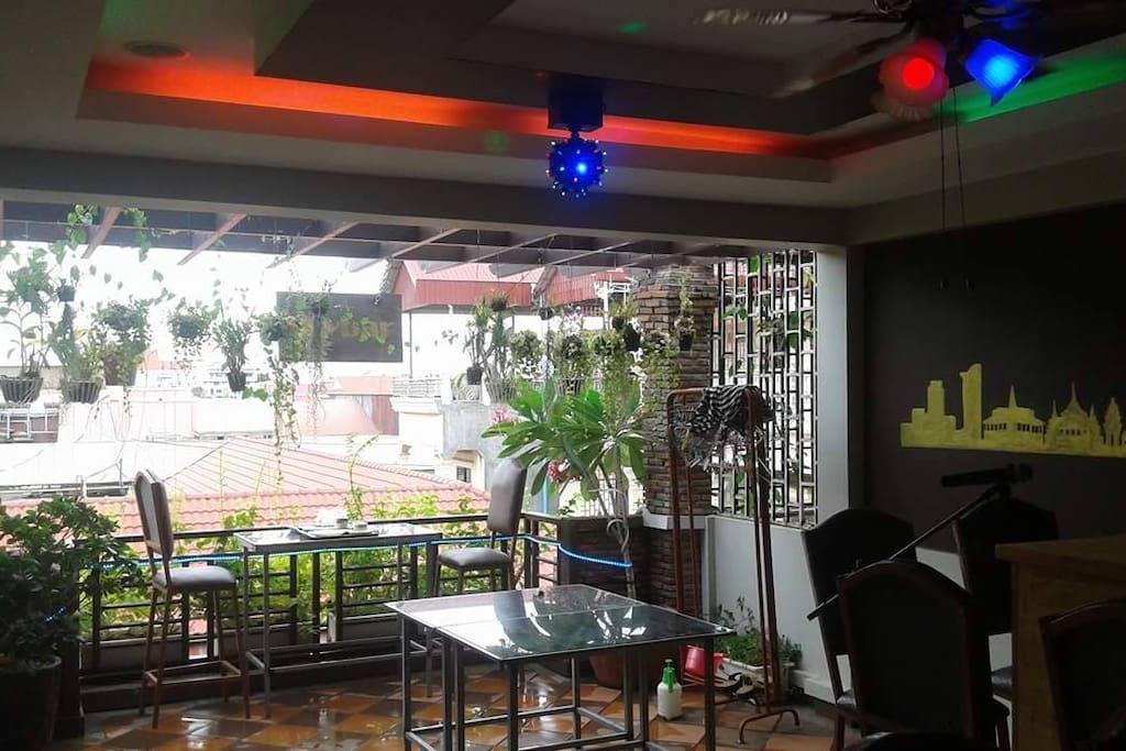 private Sky Bar