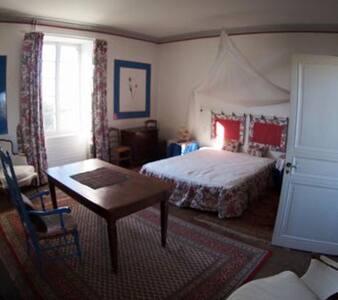 Schönes Zimmer in Privathaus, 15 min vom Atlantik! - Vendée
