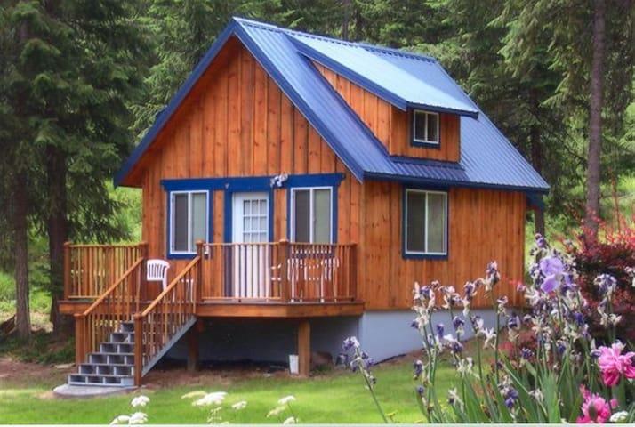 Tamarack Lane Cabins ~ Bowe Cabin