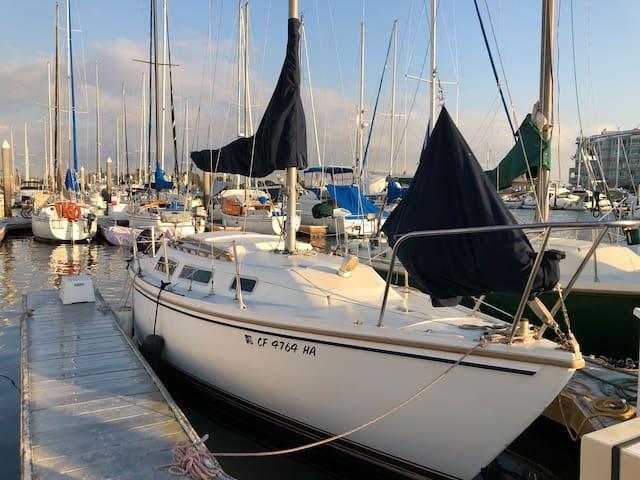 Sailboat Getaway