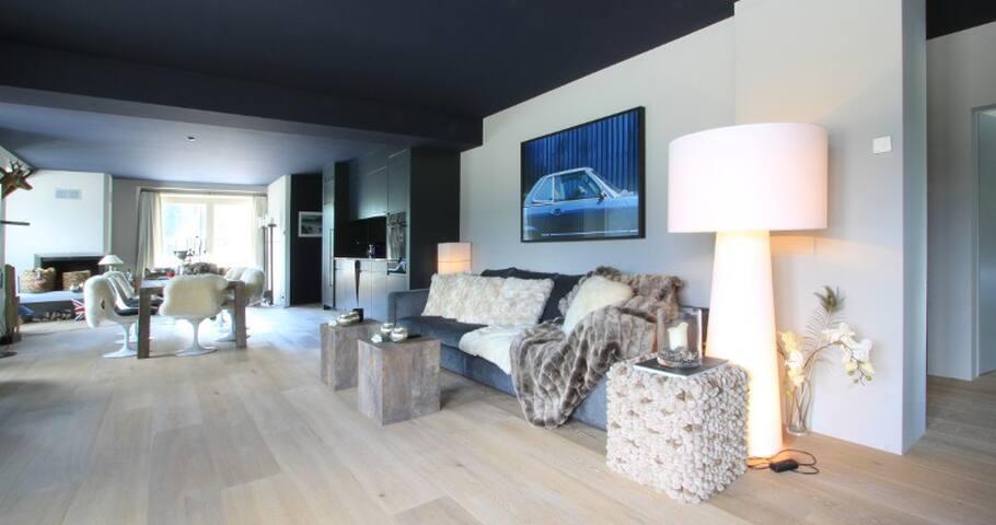 Modernes Apartment mit Seesicht - Sankt Moritz - Condominio