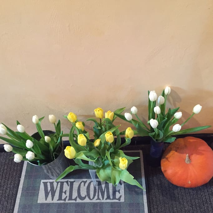 Welcome in our cottage ...