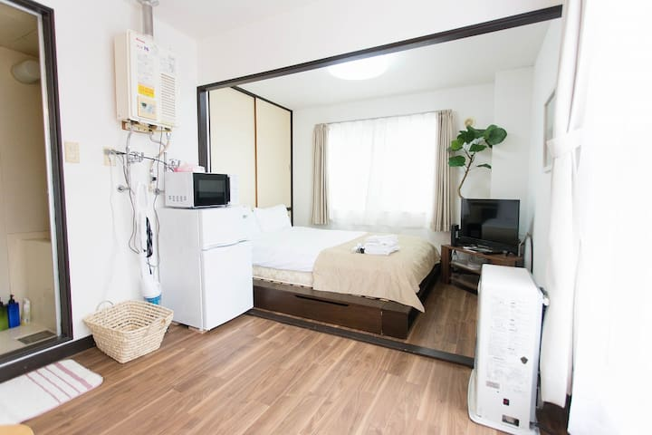 【207】Easy Access to CBD area and tourists spots