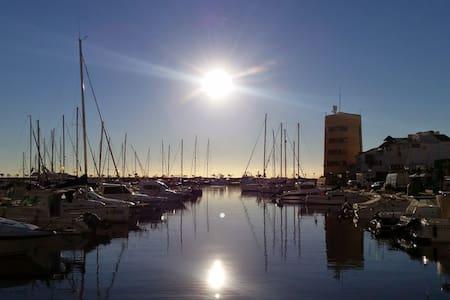 Aventura y vivencia en velero Almería España - 阿爾梅里亞(Almería) - 船
