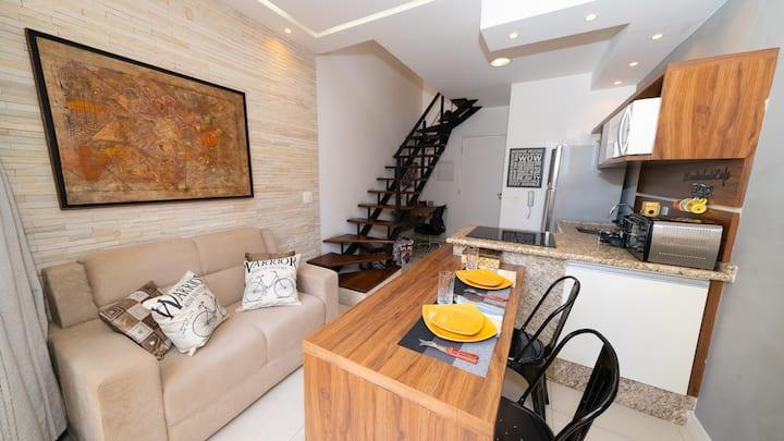 NYC Duplex Home (Berrini)