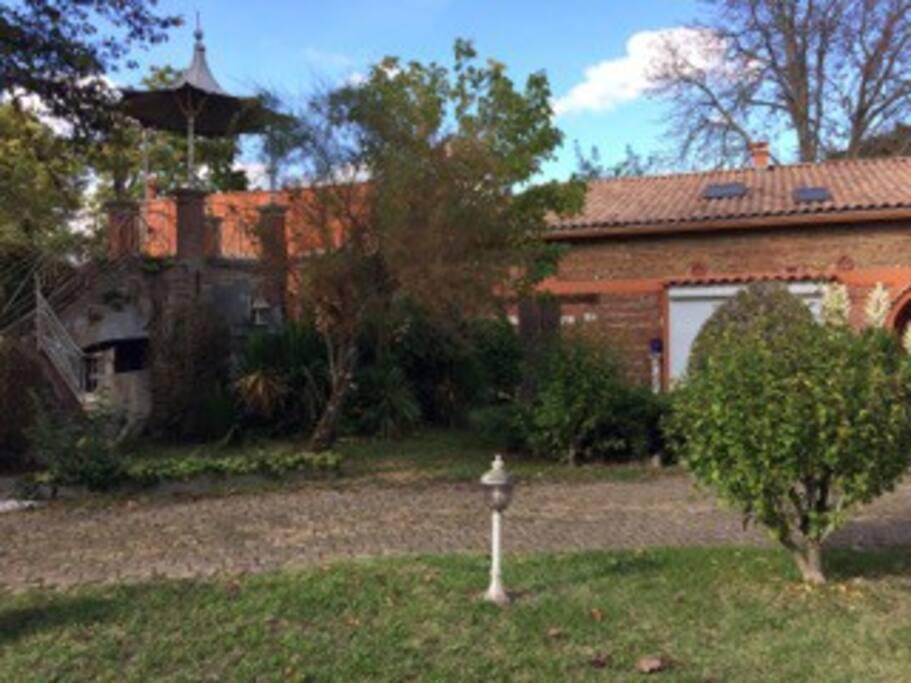 Maison Toulousaine