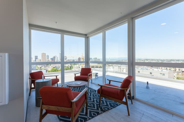 Madison Cap Hill Studio 6 - Seattle - Apartemen
