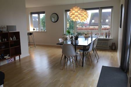 Stort hus 10 min fra København i tog - 허드오버