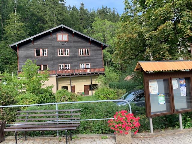Schöne Ferienwohnung im Kurort Kipsdorf