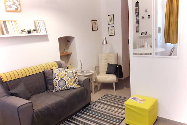 Cozy and nice apartment in central location